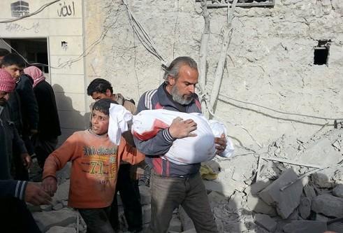 Suriye'de çatışma!