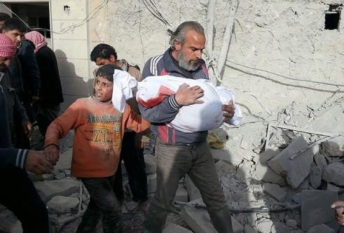 Suriye'de iç savaş 4 yılı geride bıraktı