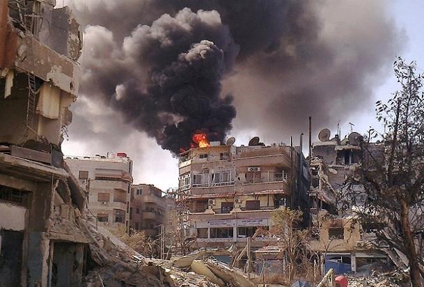 Suriye'de iki günlük bilanço: 246 ölü