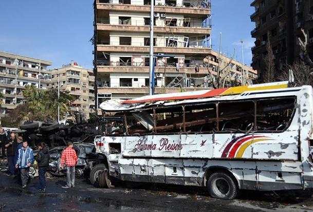 Suriye'de iki günlük bilanço: 297 ölü