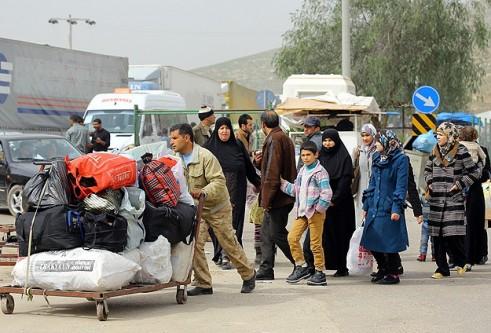Suriye'de kaçışlar hızlandı!