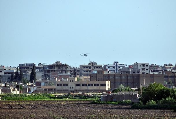 Suriye'de Kamışlı Cezaevi'nde isyan