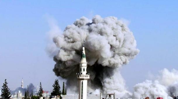 Suriye'de katliam durmuyor