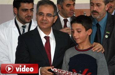 Kilis'te eğitim gören 18 bin Suriyeli çocuk...