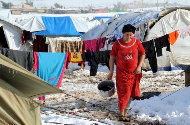 Suriyeli annelerin yaşam mücadelesi