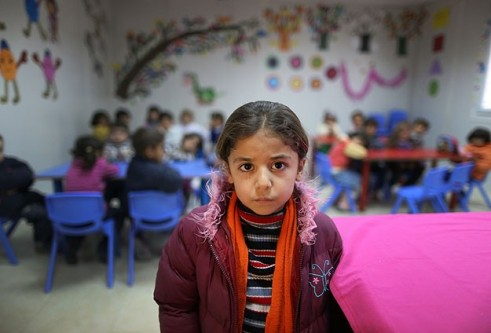 Suriyeli çocuklara elektronik kayıt sistemi!