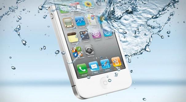 Suya düşen Akıllı telefon nasıl kurtarılır?