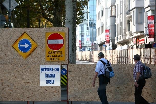 Taksim Projesi emlak fiyatını uçurdu