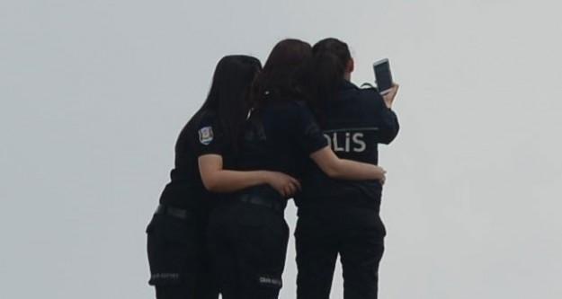 Taksim Selfie'si!