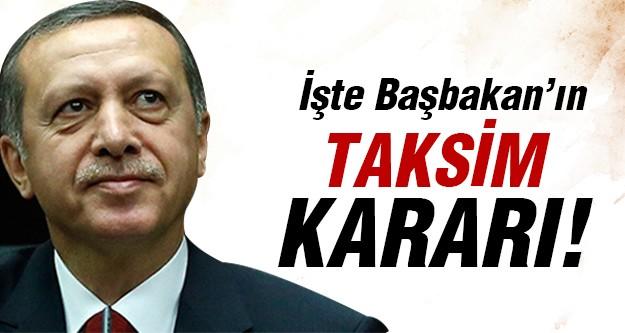 Taksim'de kutlama olacak mı?