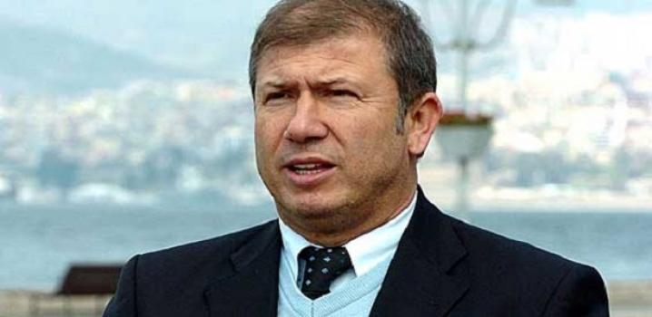 Tanju Çolak AK Parti'den Aday