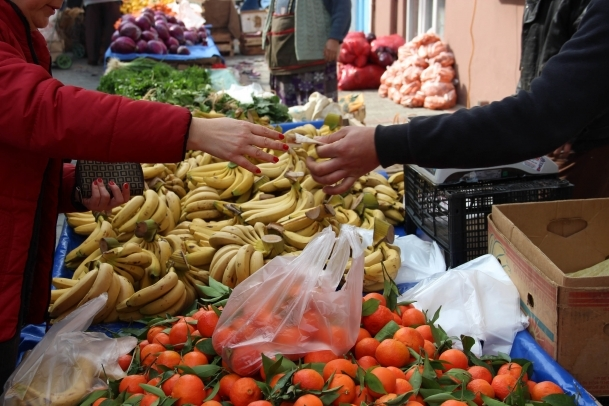 Taze meyve sebze kanser riskini azaltıyor