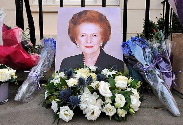 Thatcher'ın cenaze törenine Çelik gidecek