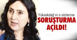 HDP#039;li Figen Yüksekdağ#039;a...