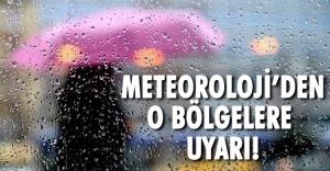 Dikkat! Yağmur geliyor!