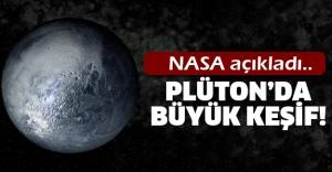 Mars'tan sonra şimdi de..