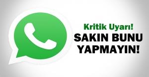 Whatsapp öyle bir şeye neden oluyor...