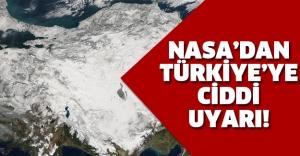 Bu sefer Meteoroloji değil NASA! Durum ciddi..