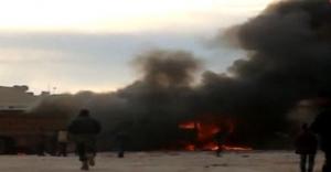 Rus jetleri Türk insani yardım konvoyunu vurdu!