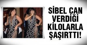 İşte Sibel Can'ın son hali!