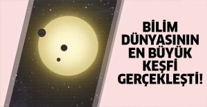 Jüpiter'den 12 kat daha büyük!