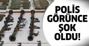PKK cephaneliğinden çıktı!