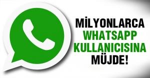 Whatsapp artık bundan sonra..