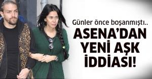 İşte Asena'nın yeni aşkı!