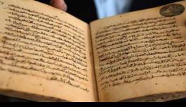 Hazreti Muhammed döneminde yazılan Kur'an-ı Kerim bulundu