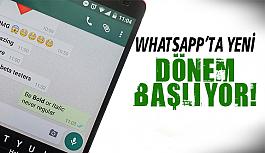 Bundan sonra Whatsapp'a girenler..