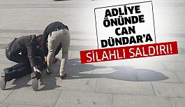 Can Dündar'a suikast girişimi!