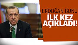 Erdoğan bana göre paralel dedi ve..