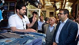 HDP'ye sarı kart!