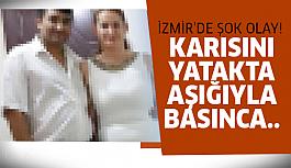 İzmir'i sarsan yasak aşk!
