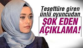 """""""Tesettürüm yüzünden.."""""""