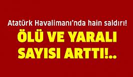 Atatürk Havalimanı'nda büyük...