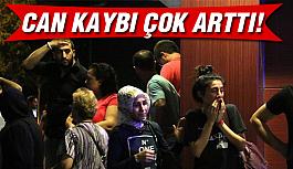 Atatürk Havalimanı'nda canlı bomba saldırısı!