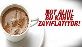 Bu kahve başka!