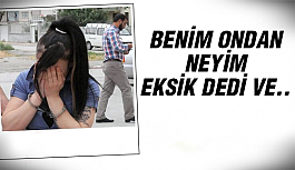 Konya'da şok olay!