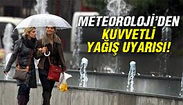 Meteoroloji yeni uyarı verdi!
