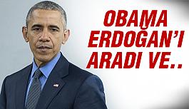 Obama'dan Erdoğan'a flaş televizyon!
