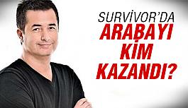 Survivor'dan bakın kim elendi?