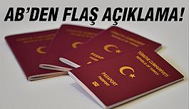 Türklere vizesiz seyahat yaklaşıyor!