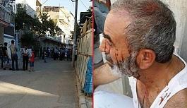Gürültü yapan Suriyelileri uyaran baba-oğul bıçaklandı