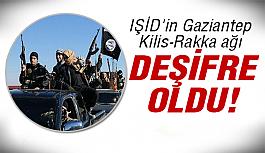 İşte IŞİD'in Türkiye'ye ulaşım ağı!
