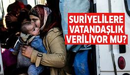 İşte Suriyelilerde aranacak kriterler!