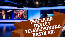 PKK'dan şok hamle!
