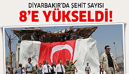 Son dakika haberleri Diyarbakır'dan geldi!
