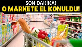 Ünlü markete FETÖ operasyonu!