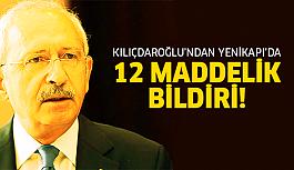 Yenikapı'da tarihi gün!